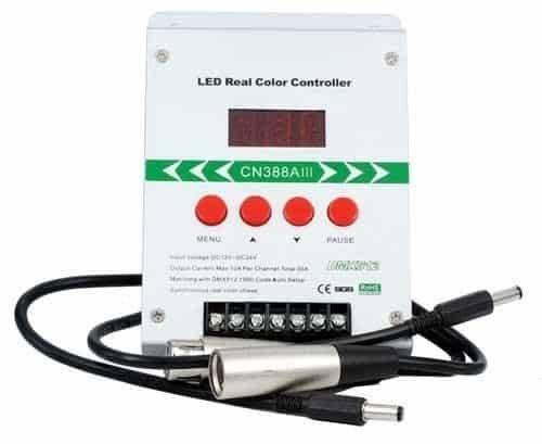 DMX1 - LED controller with DMX512