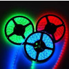 RGB LED STRIP 12V , 300 SMD 5050 LED'S IP67 5m