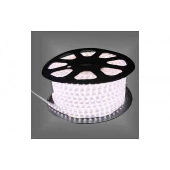 LED strip 230V 50m koud-wit 5050 IP68