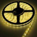 LED STRIP 12V , 300 SMD 5050 LED'S Waterdicht IP67 5m