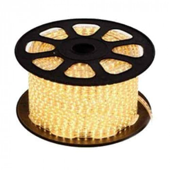 LED strip 230V 50m warm-wit 5050 IP68