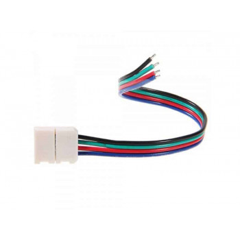 LEDstrip connector RGB