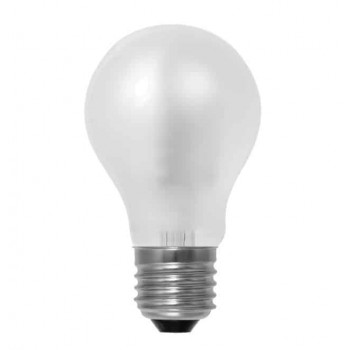 E27 LED lamp 5.7W retro opaal dimbaar