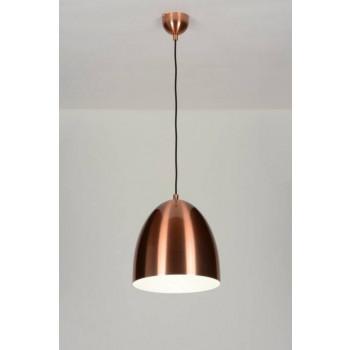 LED hanglamp koper