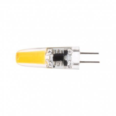G4 (GU4) halogeen vervanger 1,2W LED lamp YARLED 12v AC/DC