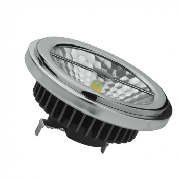 12W LED AR111 AC 12v dimbaar warm-wit CRI90