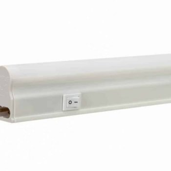 T5 LED armatuur 300mm 4,5W warm-wit
