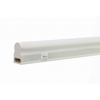 T5 LED armatuur 600mm 9W warm-wit