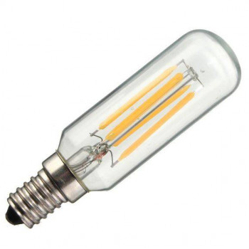 E14 LED buislamp filament 4W (vervangt 40w) dimbaar T25