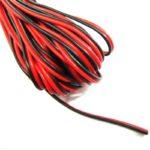 LED strip draad (2 aderig)