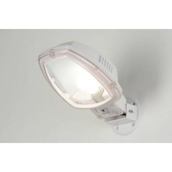 Witte LED buitenlamp