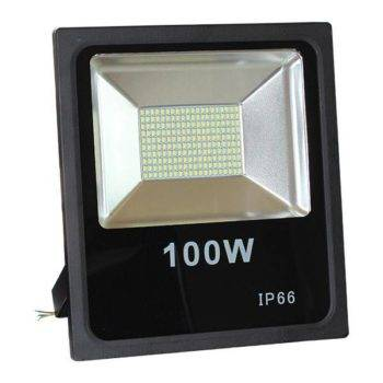 LED breedstraler 100W koud-wit