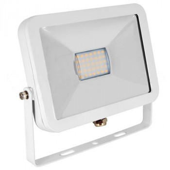 LED breedstraler 50W warm-wit ultradun
